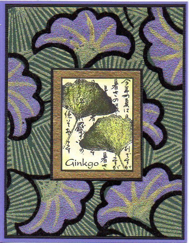 Delicious Art: Asian Card Exchange (ACE) - April