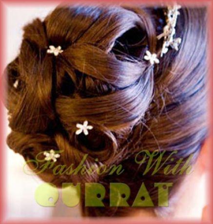 Bridal hair style, amazing hair bun, hair updo