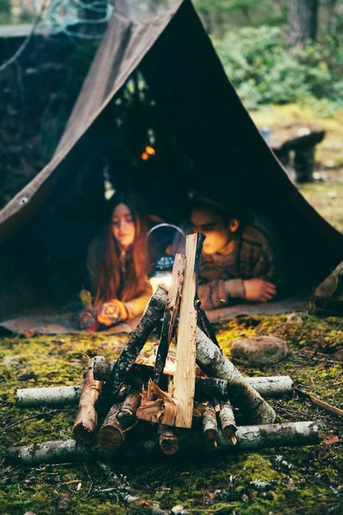 Camping In Your Backyard With Friends : Adventure, Camps Outdoor, Tents, Life, Girls Camps, Wanderlust Travel