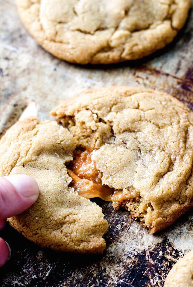 18 Stuffed Cookie Recipes That'll Up Your Baking Game | Brit + Co