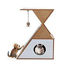 les 25 meilleures id es de la cat gorie arbres chat sur pinterest arbres chats maison d. Black Bedroom Furniture Sets. Home Design Ideas