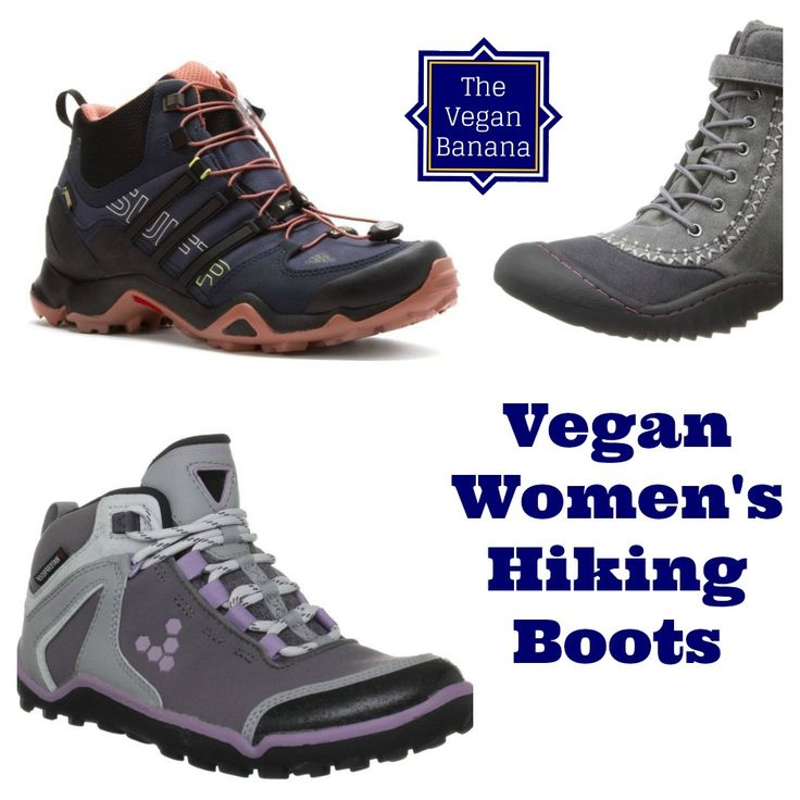 Vegan Women's Hiking Boots: Cruelty Free & Functional Fashion For Active Women.