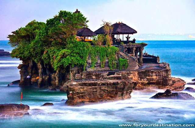 Tanah Lot Tourist Attractions