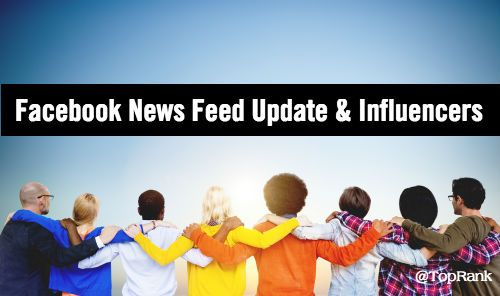 Death of Facebook Organic Reach = New Opportunities for Influencer Marketing