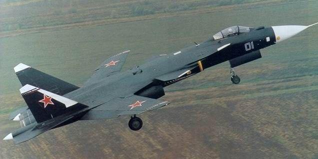 """Су - 47""""Беркут"""""""