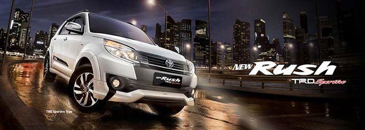 New Toyota Rush Bandung