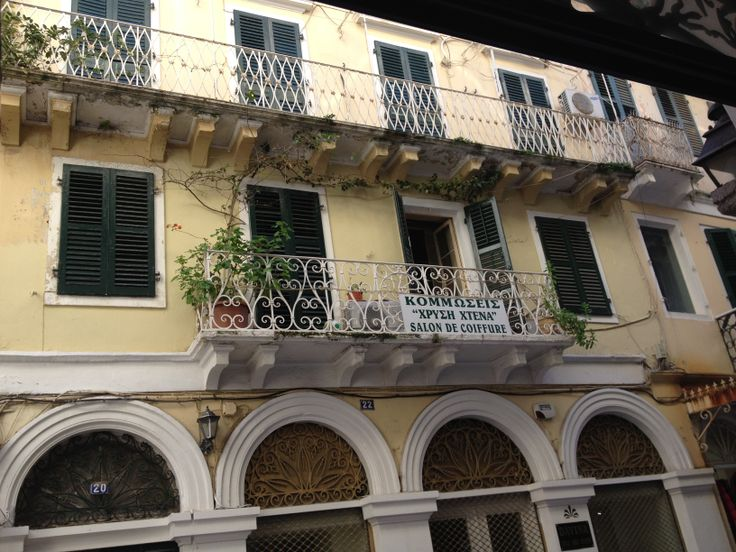 Corfu town - Together we can design your next authentic, memorable, Greek holiday! bluetravels.co.uk