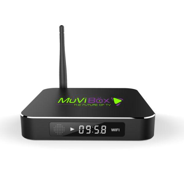MuviBox + Bluetooth Remote Bluetooth remote, Remote