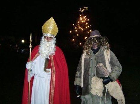 17 Best images about Duitsland Sankt Nikolaus on Pinterest ...
