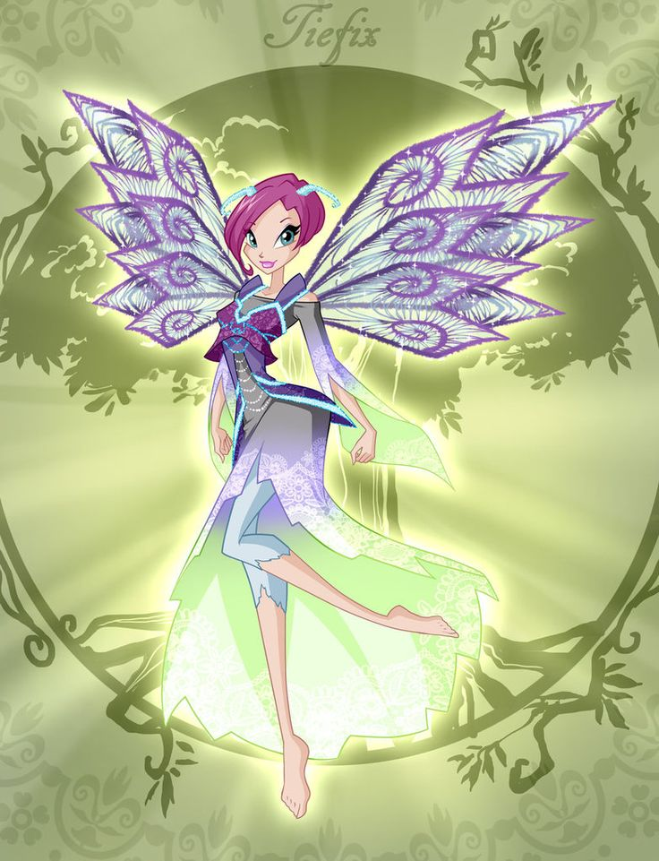 Winx club tecna tiefix by fantazyme tecna pinterest - Winx magic bloomix ...