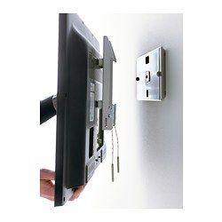 """UPPLEVA Supporto da parete per TV, fisso - 19-32 """" - IKEA"""