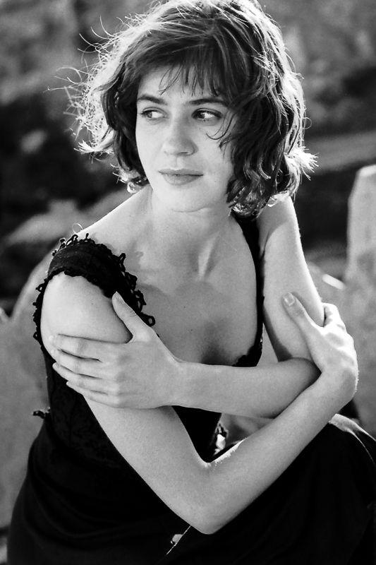 Irène Jacob by Joao Tuna, 1995