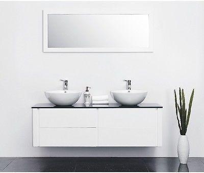 Die besten 25+ Doppel waschtisch Ideen auf Pinterest Haupt-Bad - hochglanz kuchen badmobel mobalpa