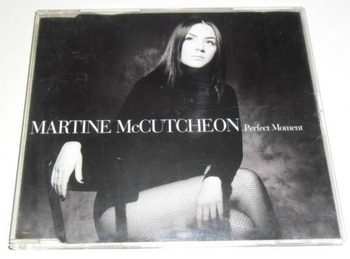 MARTINE-McCUTCHEON-PERFECT-MOMENT-1999-UK-CD-SINGLE