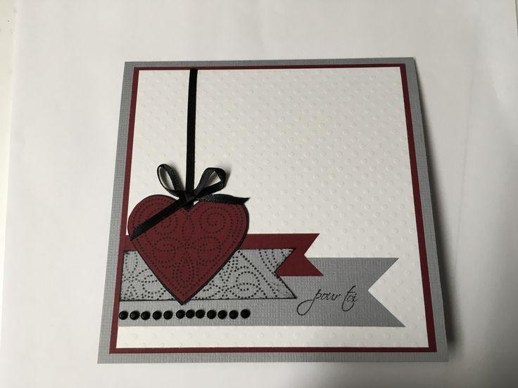 Carte St-Valentin