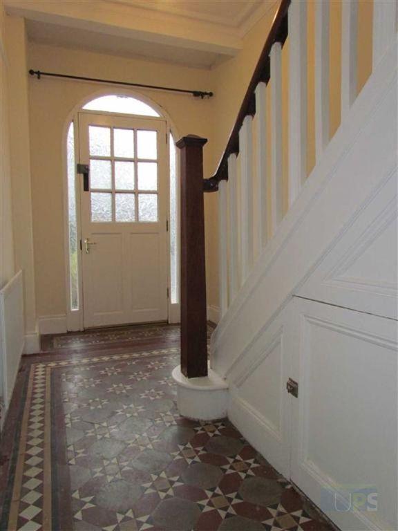1930's floor tiles