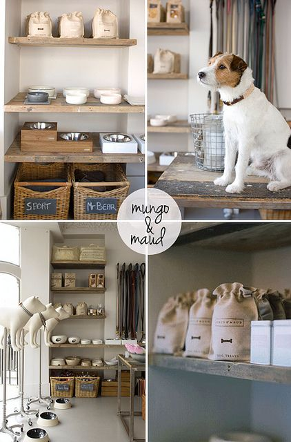 Mungo & Maud, a pet accessories brand creating elegant, well-designed accessories to complement a contemporary home. The Mungo & Maud collection has grown over the years so it is time for an update on this gorgeous (online) store. Their products are minimalist yet tactile with a strong use of natural materials such as cotton, wool, leather and linen. They range from hand-stitched leather collars and leads to wooden feeding bowls, cotton beds and organic treats, made to Mungo & Maud's own…