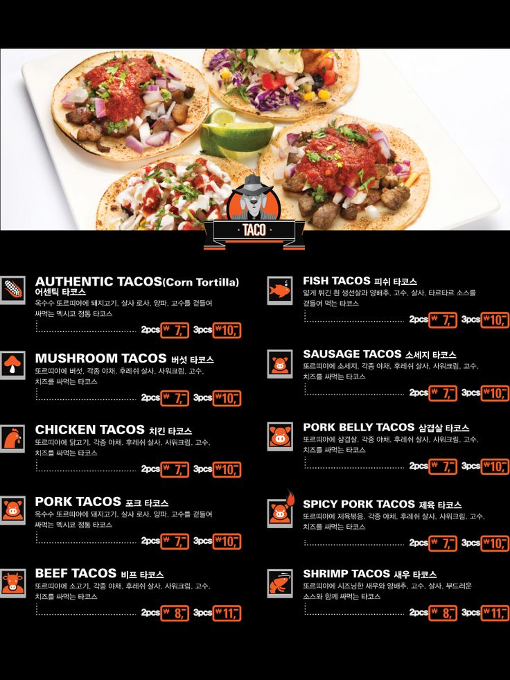 The N0.1 Mexican Restaurant in Korea