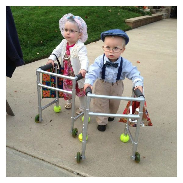 We have found 15 of the most adorable costumes for kids! Let's get into the Halloween spirit, grab your trick or treat bags, and head out to enjoy October 31st this year with these fun ideas!