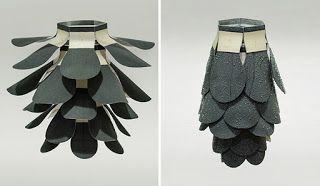 Thomas L'Aristoloche: Design et biomimétisme : la pomme de pin et Chao Chen