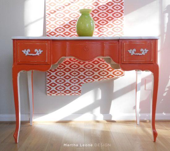 PAINTED FURNITURE INSPIRATION  http://emilyaclark.com/2014/02/painted-furniture-inspiration.html