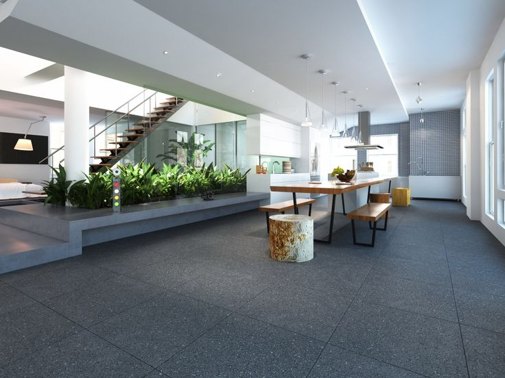 Imagen de pisos y azulejos de cocinas dise o for Azulejos para cocina interceramic