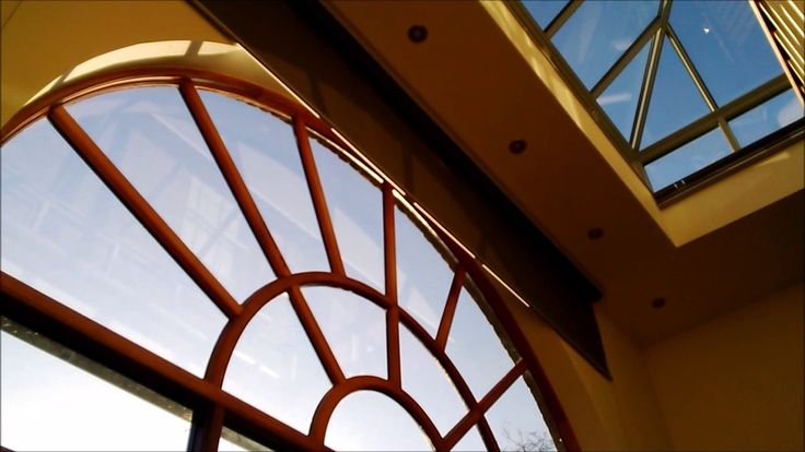 Not just electric blinds for roof lanterns skylights we for Motorized blinds not working