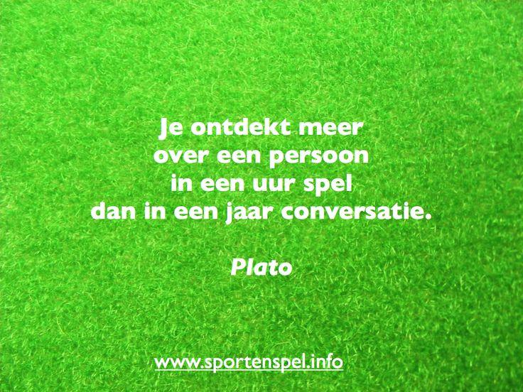 Citaten Plato : Best spel en spelen in spreuken citaten quotes