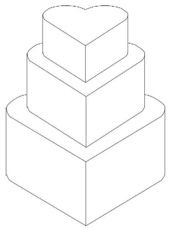 Cake Design Templates : 14 best Templates for cake design images on Pinterest ...