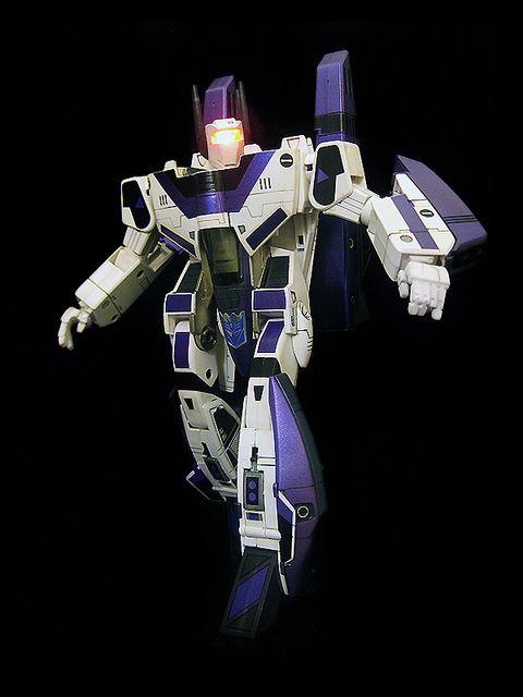 Decepticon Jetfire (v2) | Flickr - Photo Sharing!