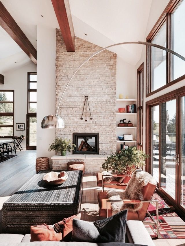 Pinterest Danielarestrepor In 2019 Modern Ranch
