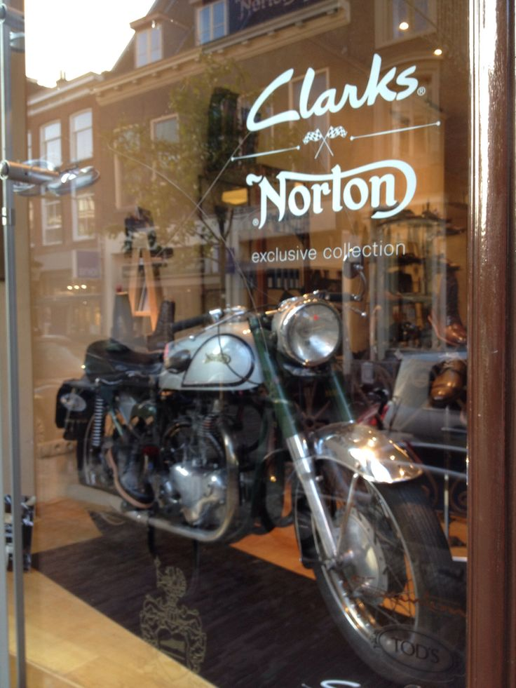 Exclusive shoe store in the city Utrecht presenting Norton shoes and boots by Clarks