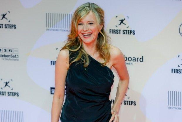 Stefanie Stappenbeck bei den First Steps Awards