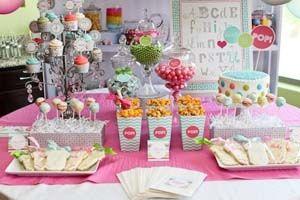 Decoracion mesas fiestas infantiles modernas google - Decoracion zapateria infantil ...