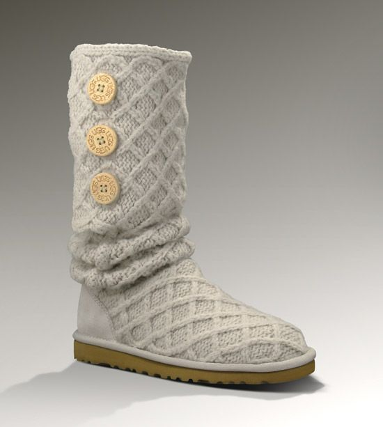 Lattice Cardy Uggs .. ADORABLE(: