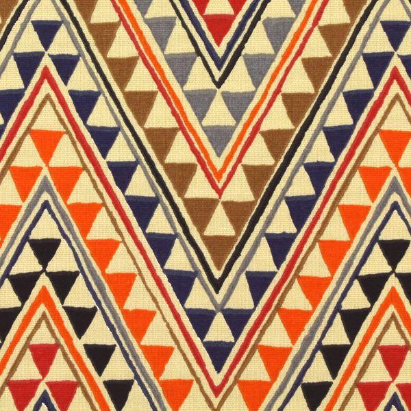 Kilim 2 - mieszanka kolorów - Geometria - Folklor - Tkaniny dekoracyjne ekstra szerokie - Pozostałe tkaniny dekoracyjne - tkaniny.net