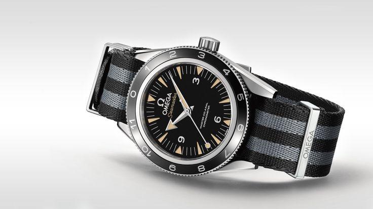 OMEGA Uhren: Seamaster - Seamaster 300 Omega Master Co-Axial 41 mm - 233.32.41.21.01.001