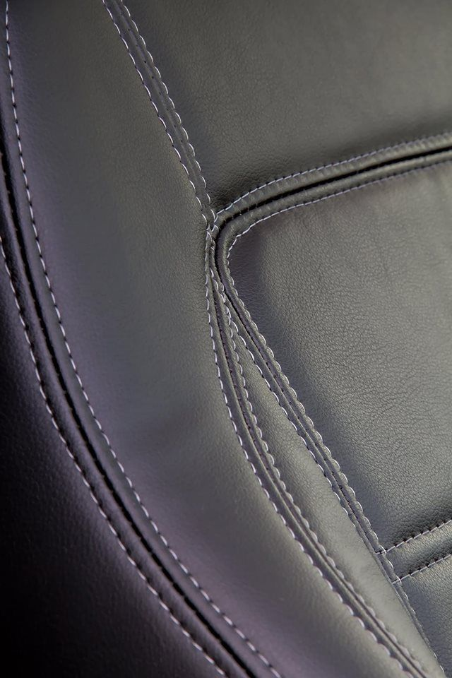 #ZACASi #seam #echtleder #Lederimitat #Ledersitzbezüge #seatstyler #black #carseat