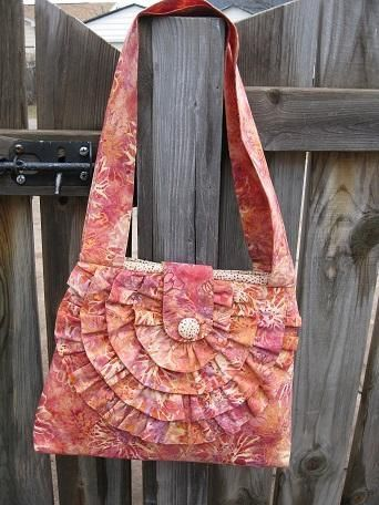 The Courtney Bag Pattern
