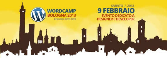 WordCamp Bologna 2013