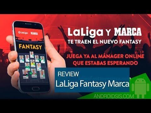 LaLiga Fantasy Marca, analizamos el juego para los amantes del fútbol - http://www.androidsis.com/laliga-fantasy-marca-analisis/
