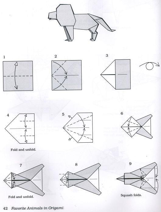 Answers.com - How do you make a Hideo Komatsu Origami Lion