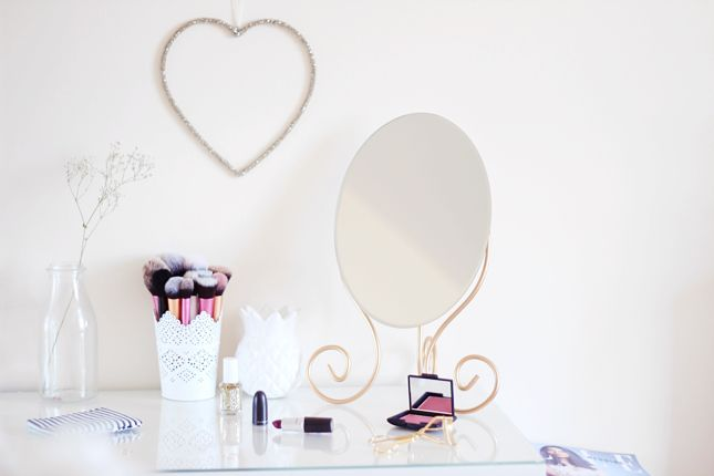 MALM DRESSING TABLE UPDATE