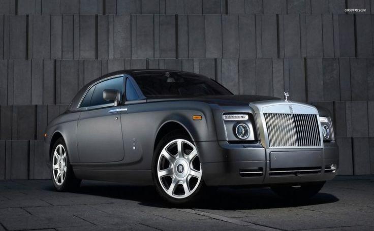 Rolls Royce Phantom Coupe Hd Wallpaper Wallpapers Rolls Royce