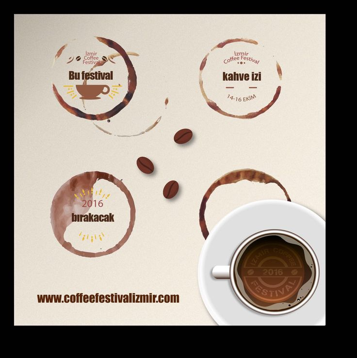 Izmir Coffee Festival ll be start on 14th of October