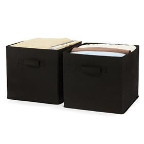 Pack of 2 Collapsible Cubes