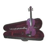 Purple Beginner's Full Size Violin with Bow & Case - $47.95 at The Purple Store