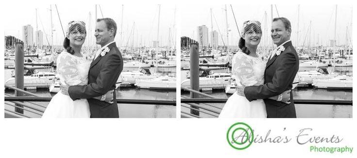 Weddings at Royal Submarine Museum / Wedding photographer Gosport / Mr & Mrs portraits / www.alishaseventsphotography.co.uk