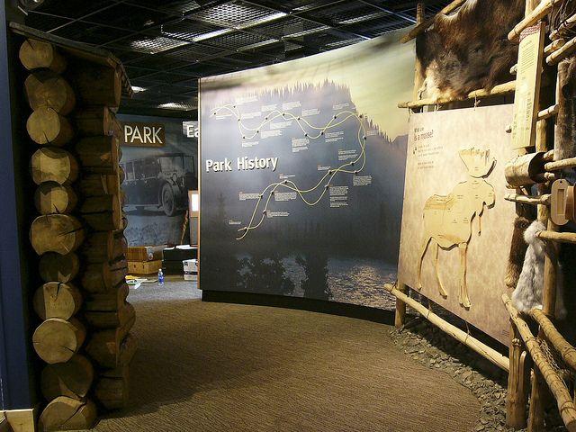 Denali National Park, Visitor Center, Interpretive Planning, Exhibit Design, Interpretive Centers, Visitor Centers, AldrichPears Associates - 098
