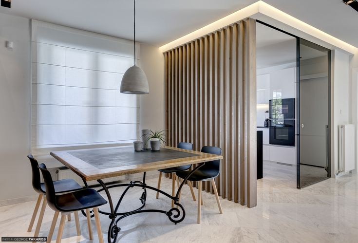 Apartment in Voula  Dining Space